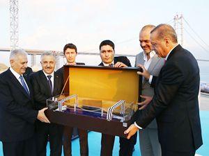Osmangazi Köprüsü bayram müjdesiyle hizmete açıldı