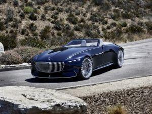 Mercedes-Maybach 6 Cabriolet tanıtıldı
