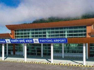Hindistan 100'üncü havalimanını açtı!