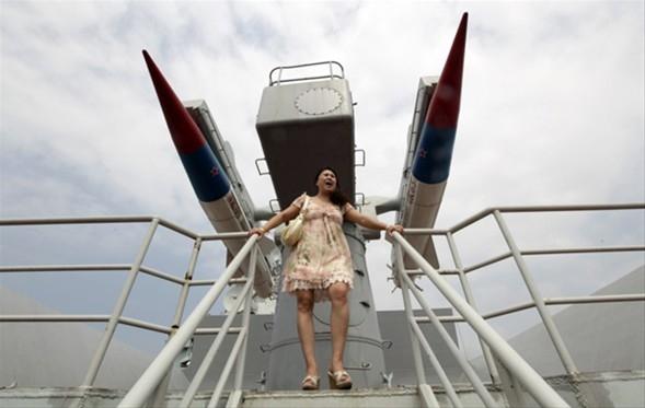 Savaş gemisi otel oldu galerisi resim 1