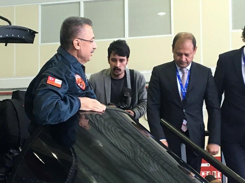 İstanbul Airshow 12. kez kapılarını açtı galerisi resim 4