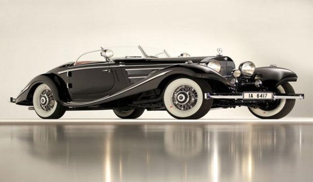 Müzayedede satılan en pahalı 10 otomobil! galerisi resim 1