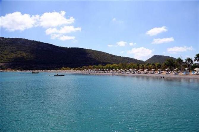 Akdeniz'in bilinmeyen cenneti Tisan galerisi resim 1