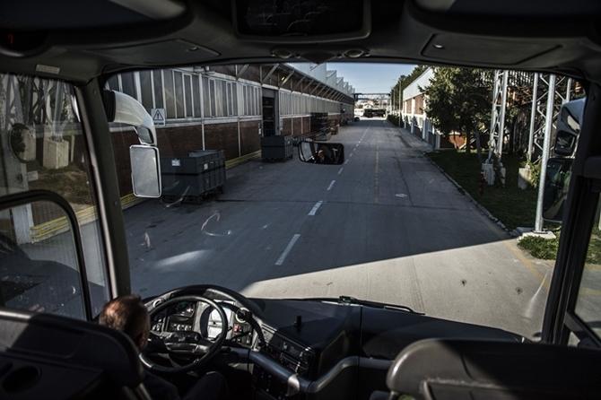 """Türkiye'nin ilk """"güneş otobüsü"""" yollarda galerisi resim 1"""