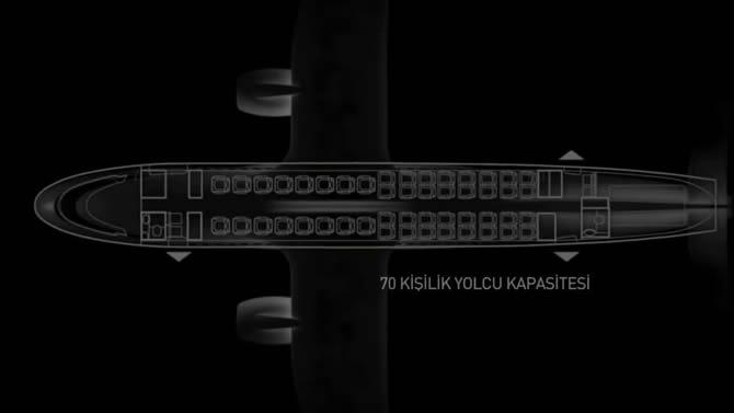 Yerli uçak TRJ 328 galerisi resim 1