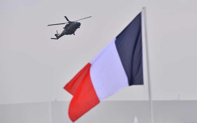 Paris Havacılık Fuarı başladı galerisi resim 1