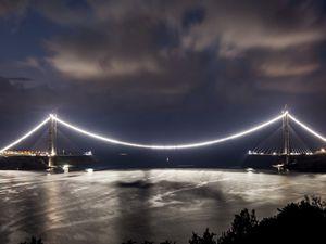 Yavuz Sultan Selim Köprüsü 29 Ekim'de açılıyor