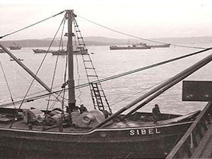 Tarihi gemiler ilgi çekiyor
