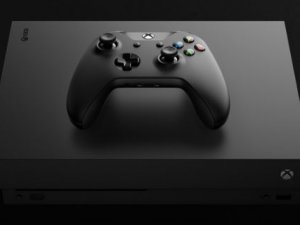 Xbox One X Project Scorpio Edition sızdı!