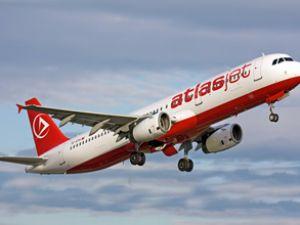 Atlasjet KKTC'ye sefer sayısını artırıyor