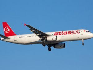 Atlasjet'ten basın açıklaması geldi