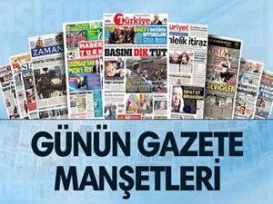 21 Ağustos 2018 Salı tarihli gazete manşetleri
