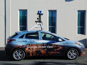 Google Street View'in kamerası yenilendi