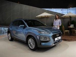 Hyundai, 67. Uluslararası Frankfurt Otomobil Fuarı'nda otomobillerini tanıtıyor