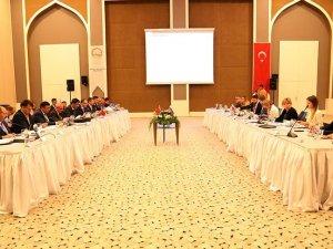 Türkiye-Rusya Tarım Yürütme Komitesi Antalya'da toplandı
