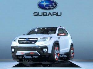 Subaru, yeni Global Platformu'nun ilk örneğini Frankfurt'ta sergiliyor
