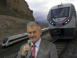 Haftaya Ankara- Konya arası 1.5 saat!