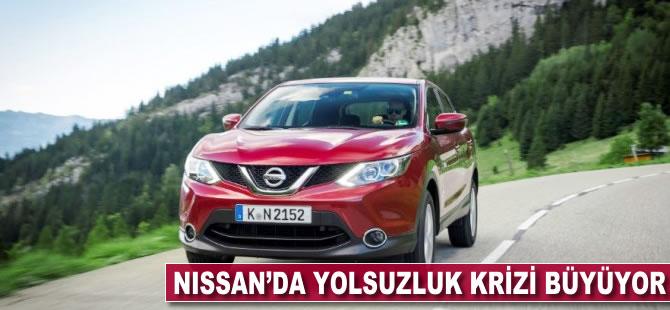 Nissan'da yolsuzluk krizi büyüyor