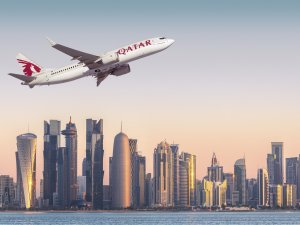 Qatar Airways, Doha'dan Antalya'ya ilk uçuşunu yaptı