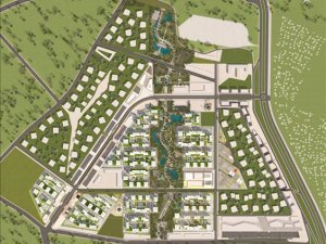 Sur Yapı, Antalya'daki kentsel dönüşüm projesini satışa çıkarmaya hazırlanıyor