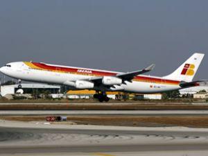Iberia Havayolları'nda 150 uçuş iptal edildi