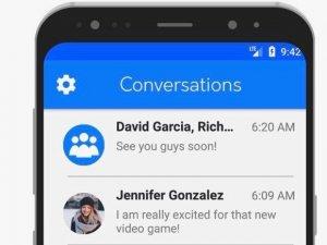 iMessage, Android'e geldi!