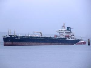 'M/T Platinum' gemisinde makine arızası meydana geldi