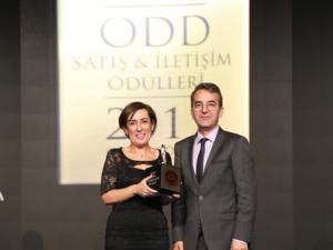 'Trafik Hayattır!' projesi, Yılın Sosyal Sorumluluk Projesi ödülünü aldı