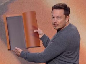 Tesla, güneş enerjisi depolayan kiremit üretecek