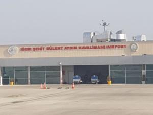 Iğdır Şehit Bülent Aydın Havalimanı yenilendi