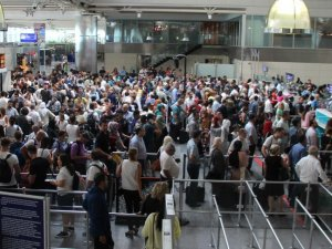 'Havadaki yükün' yüzde 72'sini İstanbul taşıdı