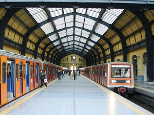 Yunanistan'da grev nedeniyle ulaşım durdu
