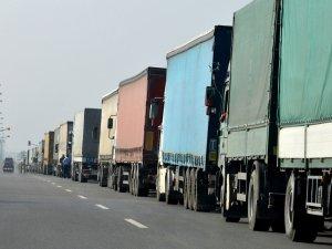 Türk taşımacılar dönüşte yük bulmakta zorlanıyor