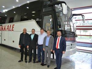 Pamukkale Turizm'in Filosu TEMSA ile Genişliyor