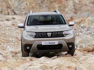 Yeni Dacia Duster mart ayında Türkiye'de