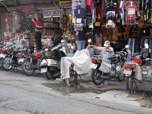 Kilis'te motosiklet sayısı otomobil sayısını geçti