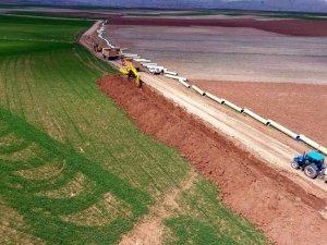 DSİ'den Artvin'de sulama tesisi atağı