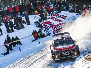 Citroën C3 WRC İsveç Rallisi'ne hazır