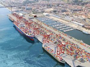 YILPORT Holding, en iyi 10 konteyner operatörü arasında olmayı hedefliyor