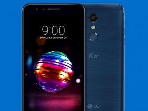 LG K8 ve K10 tanıtıldı!