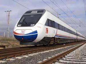 Ankara-Konya hızlı treni için son 1 ay