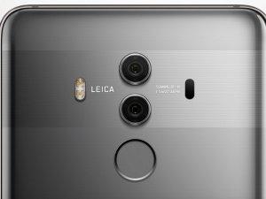 Huawei Mate 10 Lite'a yüz tanıma özelliği geldi