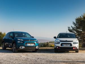 Citroen, Cenevre Otomobil Fuarı'nda iki yeni modelini tanıttı