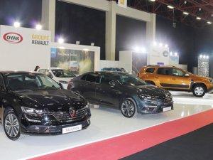 Renault ve Dacia, Antalya Autoshow'a katılıyor