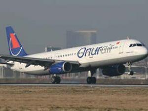 Onur Air'in uçuş noktası Urmiye şehri