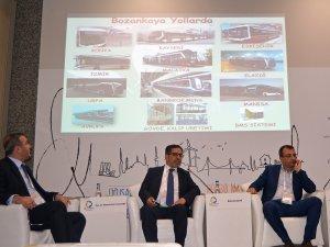 Bozankaya 9. Enerji Verimliliği Forumu'nda elektrikli otobüsü SILEO'yu sergiledi