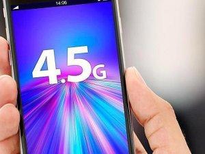 4.5G'li abone sayısı, 3G'lileri 6'ya katladı