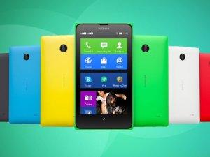 Nokia X ortaya çıktı!
