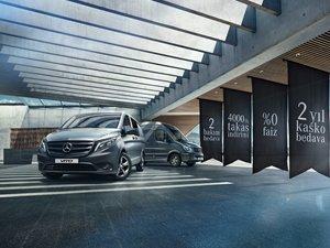 Mercedes-Benz Türk'ten yük taşımacılarına büyük kampanya