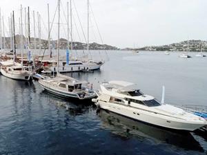 1. Uluslararası Yacht Charter Show etkinliği sona erdi